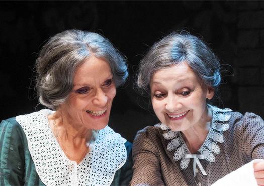 sorelle materassi - lucia poli milena vukotic - teatro dante