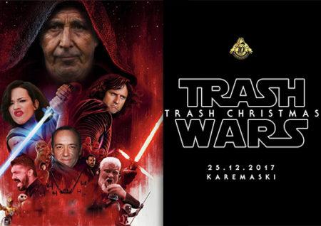 trash christmas - karemaski arezzo