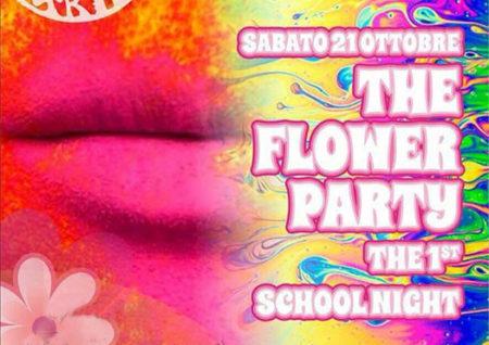 the flower party school night - la vispa teresa