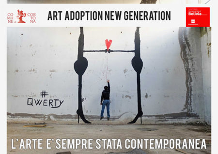 art adoption new genration - cortona