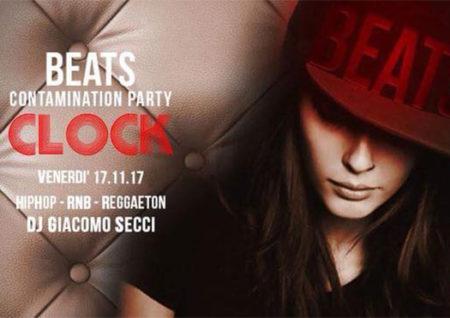 beats contamination party - clock club