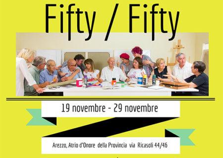 fifty/fifty - arezzo