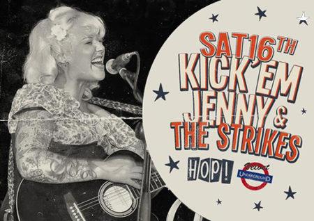 hop party - kick'em - velvet underground