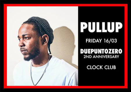 pullup party - clock club