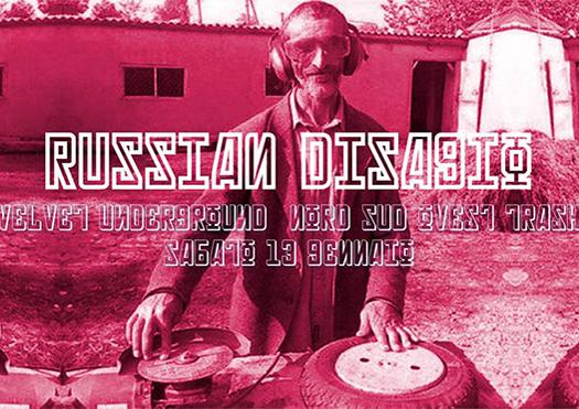 russian disagio - velvet underground