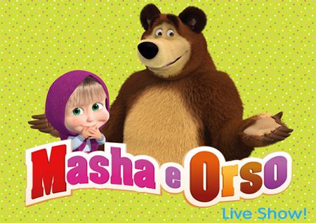 masha e orso - obihall firenze