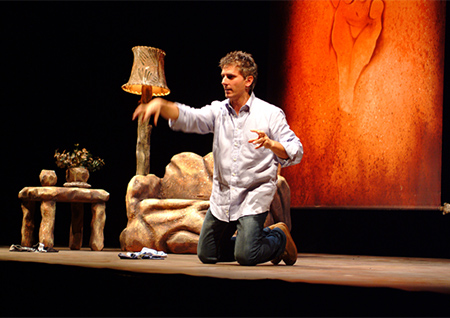 caveman - teatro puccini