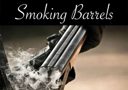 smoking barrels - riff club