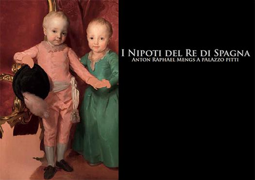 i nipoti del re - palazzo pitti