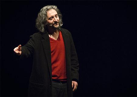 ascanio celestini - laika - teatro delle arti