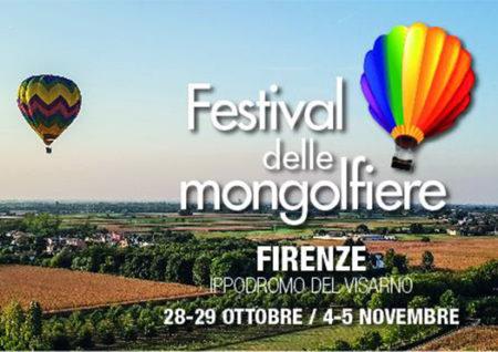 festival delle mongolfiere - firenze