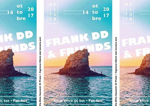 fran dd & friends - riff club prato