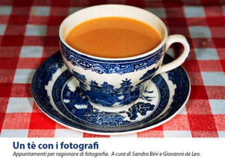 un tè con i fotografi - le murate firenze