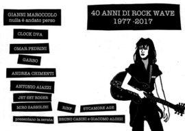 40 anni rock wave - flog firenze