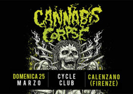 cannabis corpse - cycle calenzano
