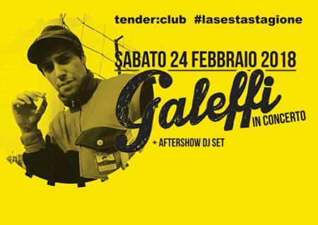 galeffi - tender club