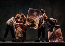 vangelo secondo lorenzo - teatro del popolo