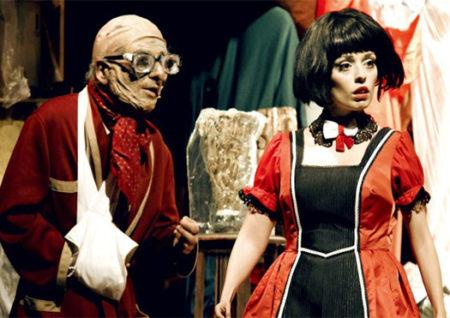 la meccanica dell'amore - teatro reims