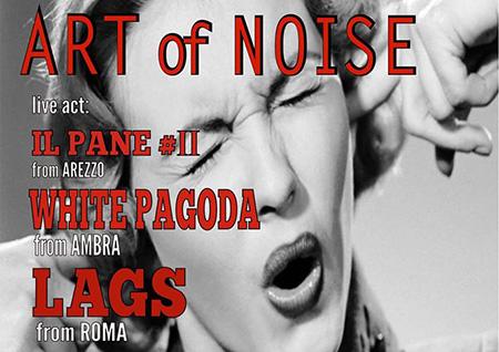 art of noise arezzo - lags il pane white pagoda