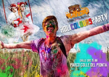 River Holi Colours Arezzo