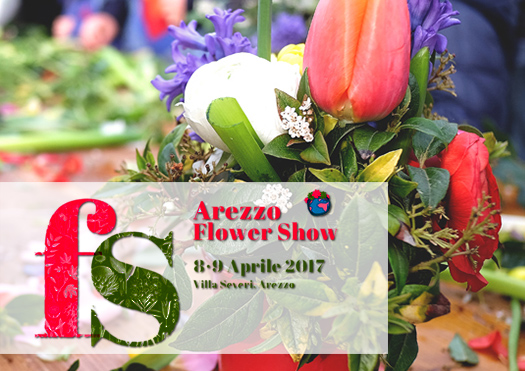 arezzo flower show - villa severi