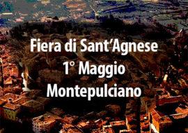 fiera santa agnese montepulciano