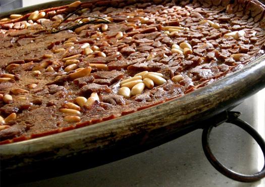 sagra baldino e della polenta dolce a Faltona