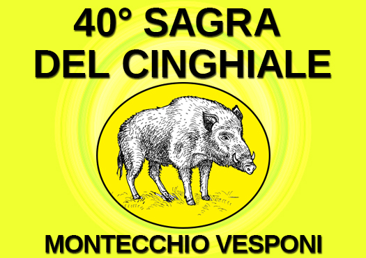 sagra del cinghiale - castiglion fiorentino