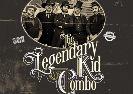 the legendary kid combo - velvet underground