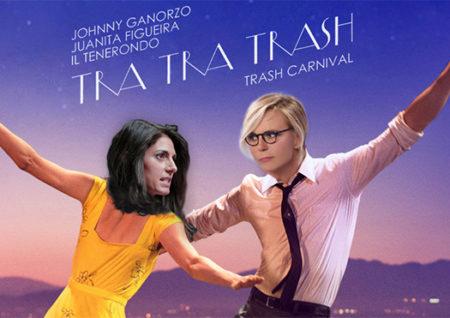 trash carnival - karemaski arezzo