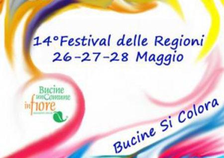 festival delle regioni - bucine