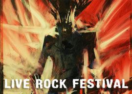 live rock festival - acquaviva