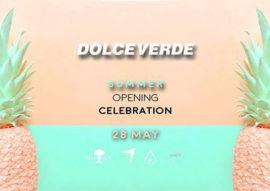 summer opening celebration - dolceverde
