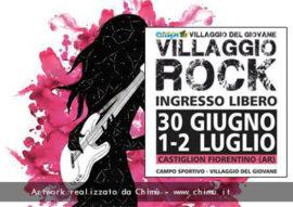 villaggio rock - castiglion fiorentino