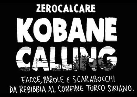 zerocalcare - kobane calling - karemaski