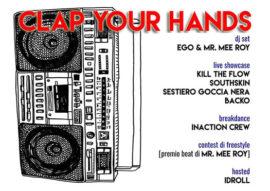 clap your hands - il rintocco san zeno