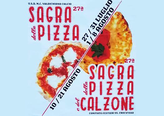 sagra della pizza - marciano