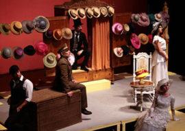 il cappello di pagli a di paglia di firenze - teatro capodaglio