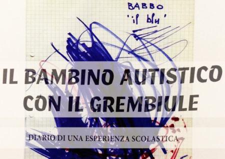 il bambino autistico con il grembiule aidi nanni - arezzo