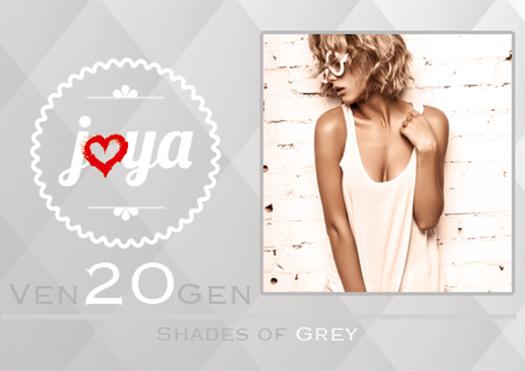 shades of grey - joya arezzo