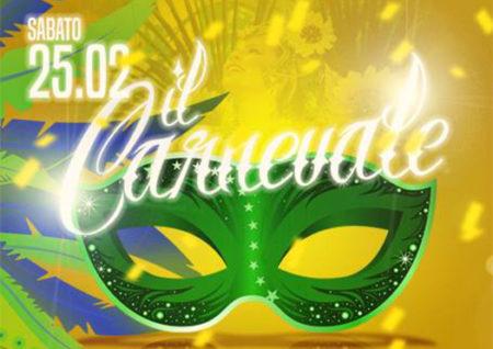 il carnevale - discoteca farenight