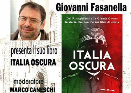 italia oscura giovanni fasanella - arezzo