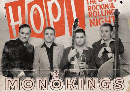 monokings hop party - velvet underground