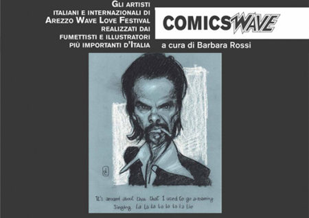 comicswave -museo bruschi
