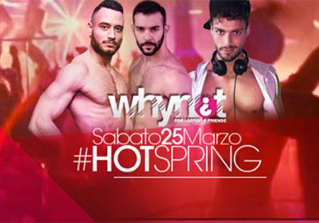 whynot hot spring - karemaski arezzo