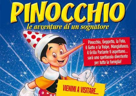 pinocchio - teatro masaccio