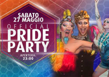 officila pride party - karemaski
