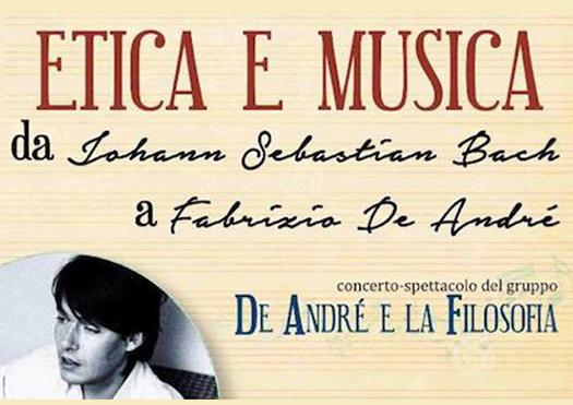 etica e musica - da bach a de andré