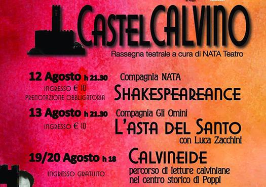 castel calvino - poppi
