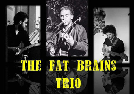 the fat brains trio - arighen bar arezzo